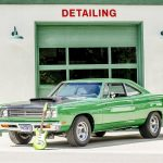 Éclats et points de rouille sur carrosserie comment réparer ça dans son garage ?