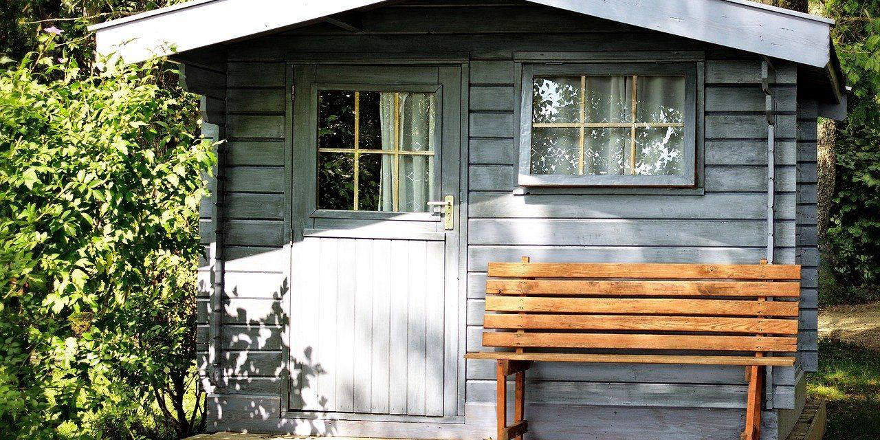 Construction d'un studio en bois dans votre jardin ?